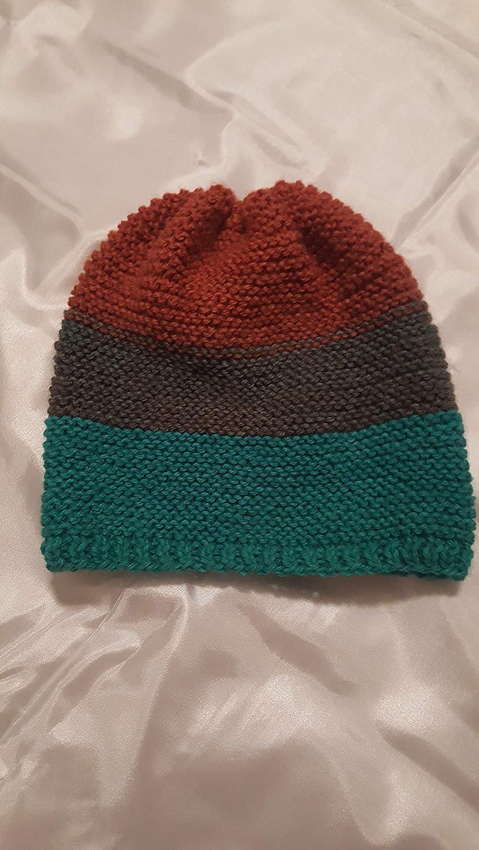 Knitted Fall High discount material Beanie