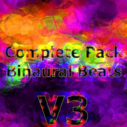 Complete Must-Have Collection of Binaural Beats Meditation BrainWaves Alpha  Beta Theta Delta Gamma Hz