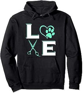 DOG Pet Grooming Hoodie For Cute Groomer Gift