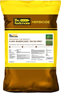 The Andersons Barricade Professional-Grade Granular Pre-Emergent Weed Control - Covers up to 12,880 sq ft (40 lb)