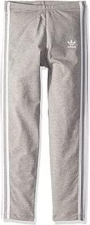 adidas Originals Girls' 3-Stripes Leggings