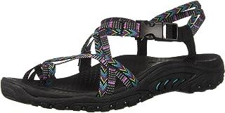 Skechers Reggae-islander - Multi-strap Toe Thong Slingback Sandal womens Sandal