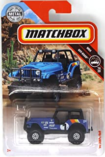 Matchbox MBX Off-Road 16/20 '60 Jeep 4x4 109/125, Blue