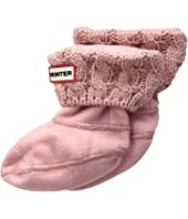 Hunter Kids - 6 Stitch Cable Boot Sock (Toddler/Little Kid/Big Kid)