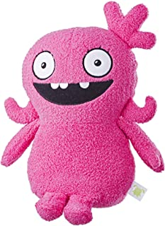 "Hasbro Uglydolls Feature Sounds Moxy, Stuffed Plush Toy That Talks, 11.5"" Tall"