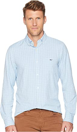 Boldwater Plaid Classic Tucker Shirt