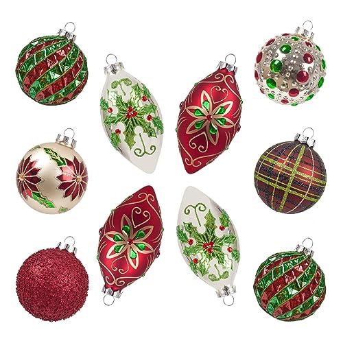 Fancy Christmas Ornaments Amazon Com