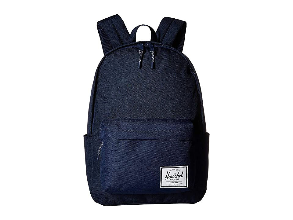 Herschel Supply Co. Classic X-Large (Medieval Blue Crosshatch/Medieval Blue) Backpack Bags