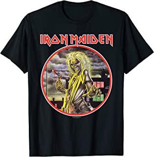 GM - Iron Maiden Killer Circle T-shirt T-Shirt