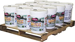Ames MSS5PLT12 Maximum Stretch Household Paint Solvents Pallet (Pack of 12), White