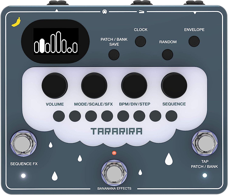 Bananana Effects - TARARIRA arpeggiator pedal