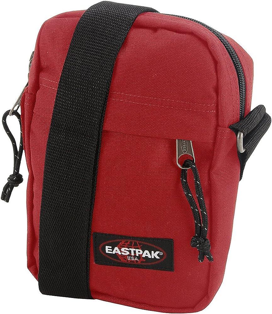 Eastpak authentic collection the one borsello a tracolla da uomo nylon (60%) e poliestere (40%) k045-236