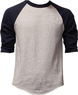 74fe8fc7a6dd DealStock Shaka Active Casual Camo Raglan Tee 3 4 Sleeve Tee Shirt Jersey