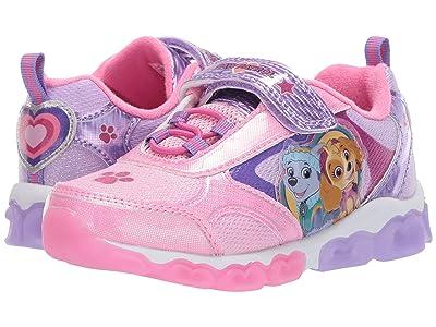 Josmo Kids Paw Patrol Lighted Sneaker (Toddler/Little Kid) (Pink/Purple) Girl
