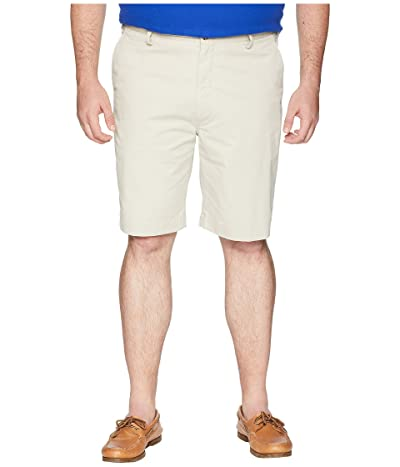 Polo Ralph Lauren Big & Tall Big Tall Stretch Flat Shorts (Classic Stone) Men