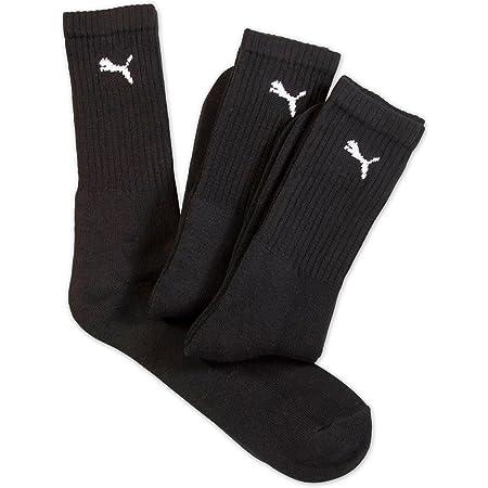 PUMA Unisex 3-pack Sports socks