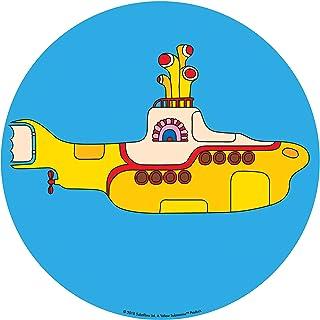 Crosley AC1016A-YS Turntable Slip Mat, The Beatles Yellow Submarine