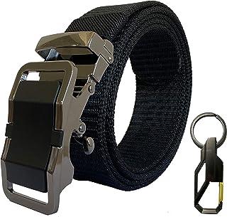 أحزمة تكتيكية للرجال، أحزمة شبكية للرجال، أحزمة نايلون للرجال، حزام عسكري، حزام تكتيكية مغناطيسي، 1.25 بوصة