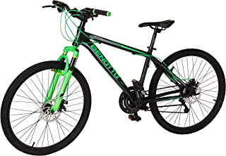 Benotto Bicicleta MTB Xc-5000 R26 21v Doble Disco Aluminio.