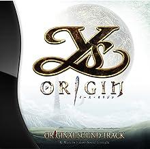 """""""Ys ORIGIN"""" ORIGINAL SOUND TRACK"""