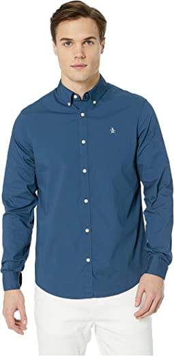 Long Sleeve Core Poplin Shirt