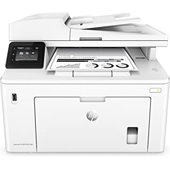 HP LaserJet Pro M227fdw All-in-One Wireless Laser Printer, Works with Alexa (G3Q75A). Replaces HP M225dw Laser Printer