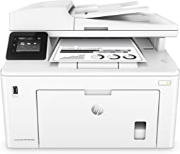HP LaserJet Pro M227fdw All-in-One Wireless Laser Printer, Amazon Dash Replenishment Ready (G3Q75A), Replaces HP M225dw Laser Printer, White, Large