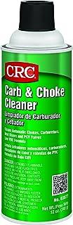 CRC Carb and Choke Cleaner, 12 oz Aerosol Can, Clear
