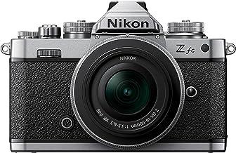 Z fc DX-Format Mirrorless Camera Body w/NIKKOR Z DX 16-50mm f/3.5-6.3 VR - Silver