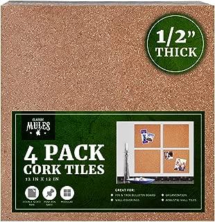 Best self stick cork floor tiles Reviews