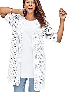 Best plus size crochet duster Reviews