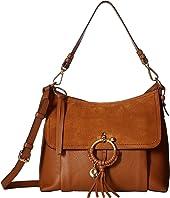 See by Chloe - Medium Joan Suede & Leather Shoulder Bag