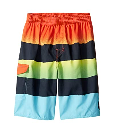 Rip Curl Kids Blowout BB Volley Boardshorts (Big Kids) (Aqua) Boy