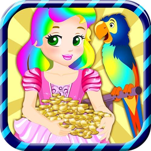 Princesa Treasure Island Caça