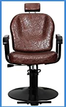 Best brown barber chair Reviews