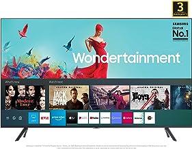 Samsung 138 Cm 55 Inches Wondertainment Series Ultra HD LED Smart TV UA55TUE60AKXXL Titan Gray 2020 Model