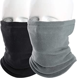 Neck Warmer Gaiter - Windproof Ski Mask - Cold Weather...