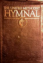 Hymnal United Methodist Genuine Black Leather Edition