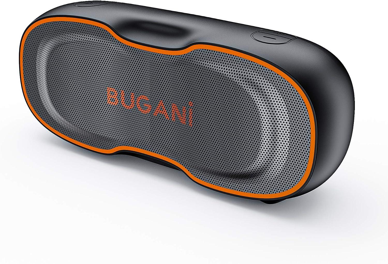 Bugani M130 Bluetooth 5.0 Portable Speaker $17.99 Coupon