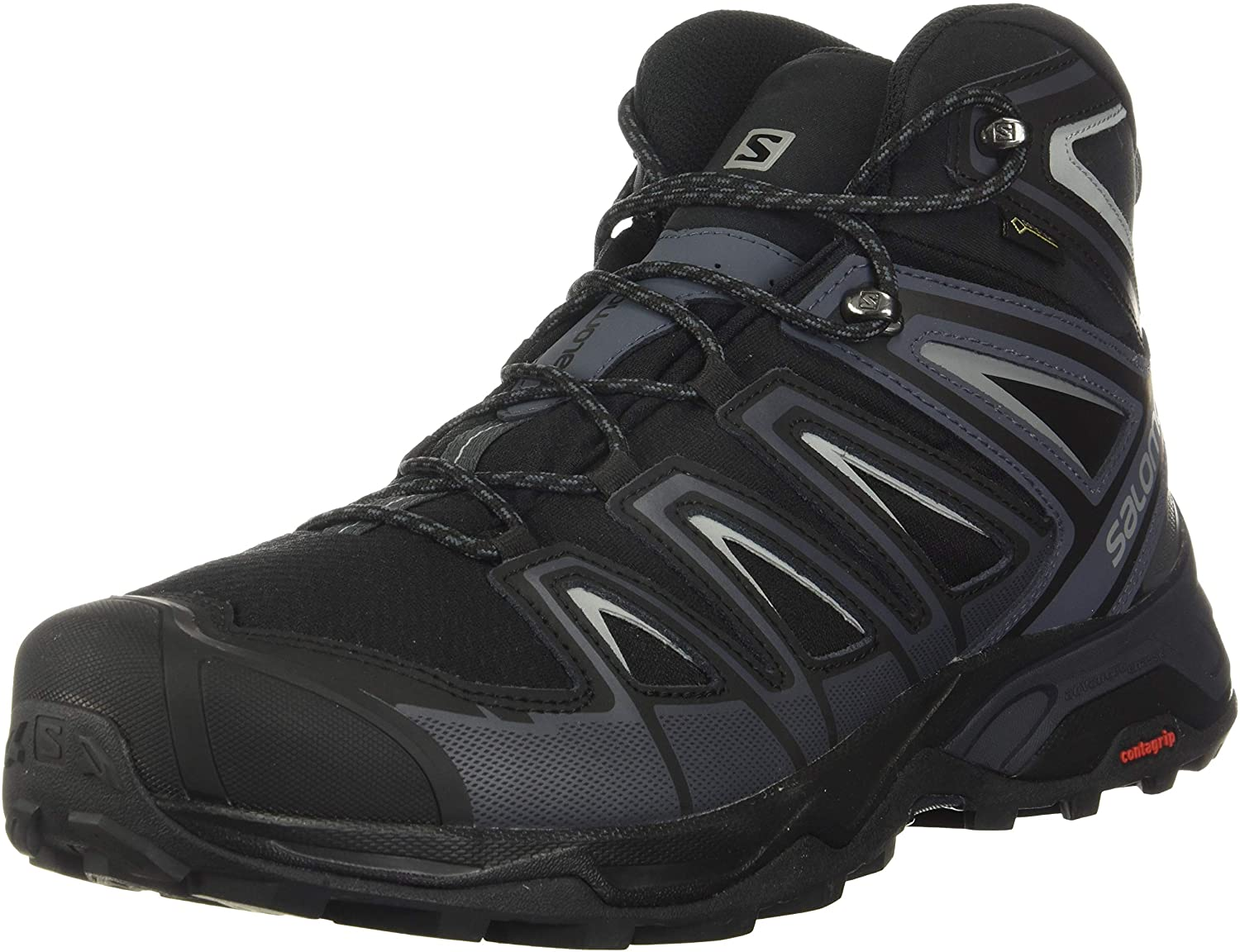 Salomon Gifts Men's X A surprise price is realized Ultra 3 Wide Hiking Mid GTX