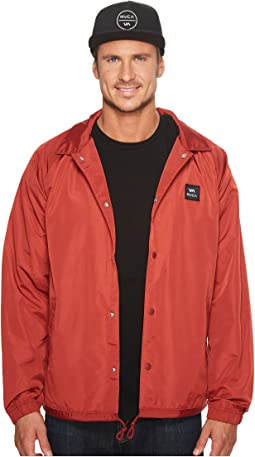 RVCA - All The Way Coaches Jacket