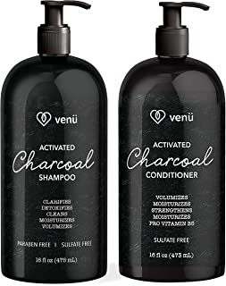 Best activated charcoal shampoo Reviews