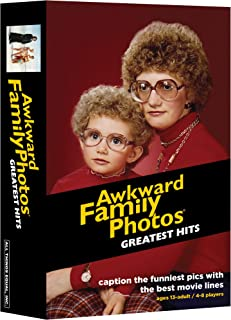 Awkward Family Photos Greatest Hits - Caption Hilarious Pics with Memorable Movie Lines