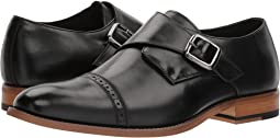 Desmond Cap-Toe Monk-Strap Loafer