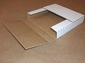 Box Partners Multi Depth White Bookfold 12 1/8