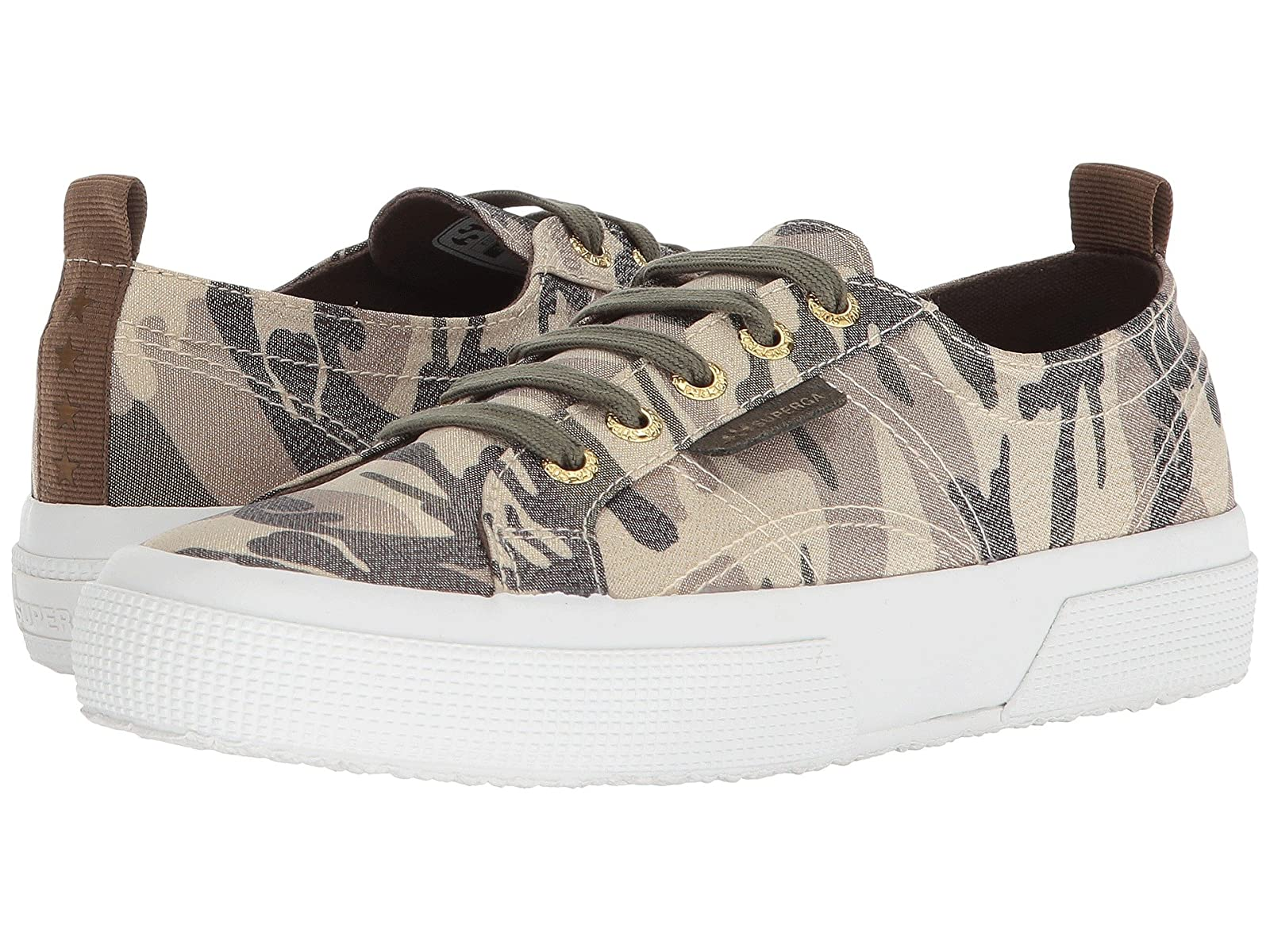 Superga 2750 Lamecamow SneakerCheap and distinctive eye-catching shoes