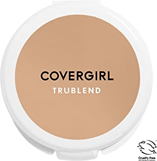 COVERGIRL truBlend Pressed Blendable Powder, Translucent Tawny .39 oz (11 g) (Packaging may vary)