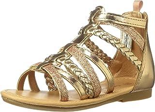 b6883b620d8 carter s Girl s Fenna Braided Gladiator Sandal