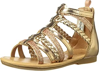 Girl's Fenna Braided Gladiator Sandal