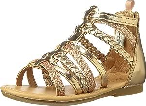 Carter's Girl's Fenna Braided Gladiator Sandal